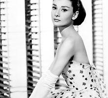 Audrey Hepburn 2 by bab8ter