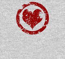 Grunge Heart Unisex T-Shirt