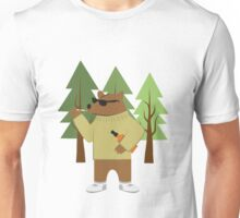 001 Gee of a bear Unisex T-Shirt