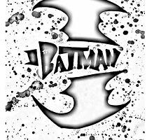 The Bat. White Case by natureboy1992