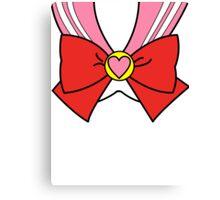 Sailor Moon - Chibi Moon Canvas Print