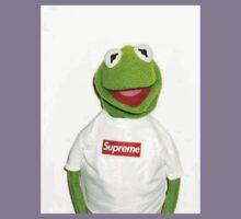 Kermit Supreme / Supreme Logo ( Kermit ) Kids Tee