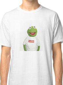 Kermit Supreme / Supreme Logo ( Kermit ) Classic T-Shirt