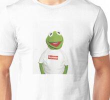 Kermit Supreme / Supreme Logo ( Kermit ) Unisex T-Shirt