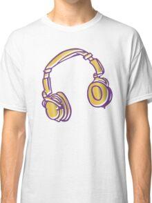 Headphone Tunes Classic T-Shirt