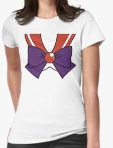 Sailor Moon - Sailor Mars Womens Fitted T-Shirt