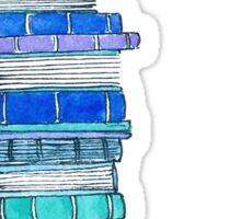 Cool Books Sticker