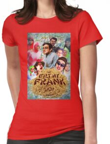 Filthy Frank - King of Filth (Clean) Womens Fitted T-Shirt