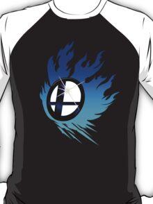 Smash Bros Emblem Blue T-Shirt