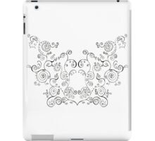 Mirror Swirls iPad Case/Skin