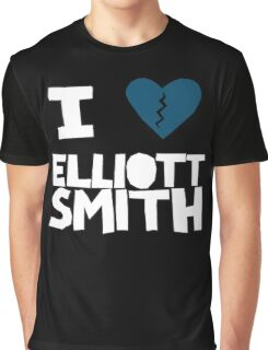 Elliott Smith Graphic T-Shirt