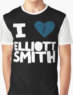 Elliott Smith Graphic T-Shirt