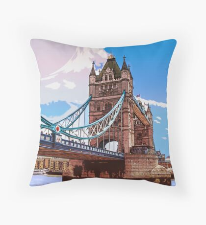 GTA London Baby Throw pillow Throw Pillow