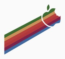 Apple retro strips by Ejpokst