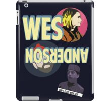 The Wes Anderson iPad Case/Skin