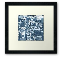 Classic Camera Collection Framed Print