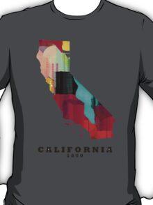 California state map T-Shirt