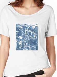 Classic Camera Collection Women's Relaxed Fit T-Shirt