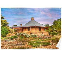 The Roundhouse - Murray Bridge, South Australia Poster