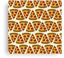 Pizza Power! Canvas Print