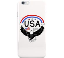Fourth of July Eagle iPhone Case/Skin