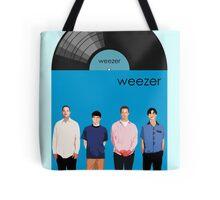 Weezer - Blue Album Tote Bag