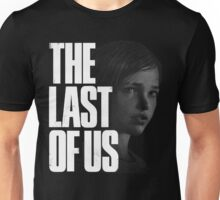 Ellie B/W Unisex T-Shirt