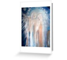 """""""An Angels bride"""" Greeting Card"""