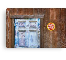 Lay or Bust Canvas Print