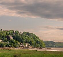 The Boathouse Laugharne   by James  Key