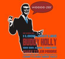 Weezer - Buddy Holly Kids Tee