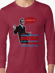 Weezer - Buddy Holly Long Sleeve T-Shirt