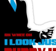 Weezer - Buddy Holly Sticker