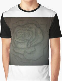 a great Rose Graphic T-Shirt