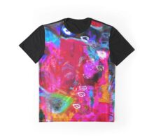 Abstract Raster 372 Graphic T-Shirt