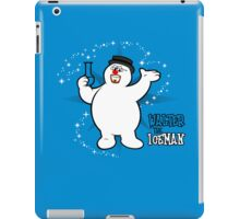 Walter the Iceman iPad Case/Skin