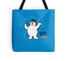 Walter the Iceman Tote Bag