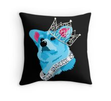 Miss Corgiverse 2014 Throw Pillow