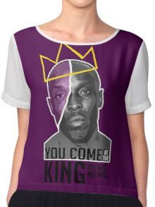 Omar Little - The Wire Chiffon Top