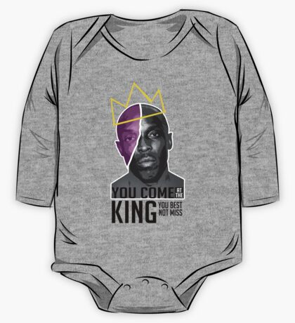 Omar Little - The Wire One Piece - Long Sleeve