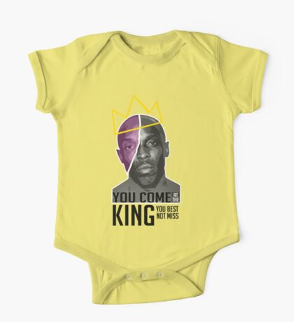 Omar Little - The Wire One Piece - Short Sleeve