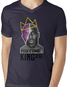 Omar Little - The Wire Mens V-Neck T-Shirt