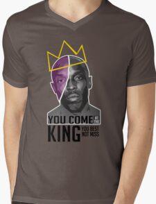 Omar Little - The Wire Mens V-Neck T-Shirt