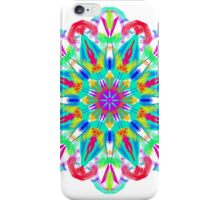 Colorful Labyrinth iPhone Case/Skin