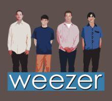 Weezer - Blue Album One Piece - Short Sleeve