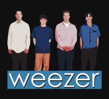 Weezer - Blue Album Baby Tee