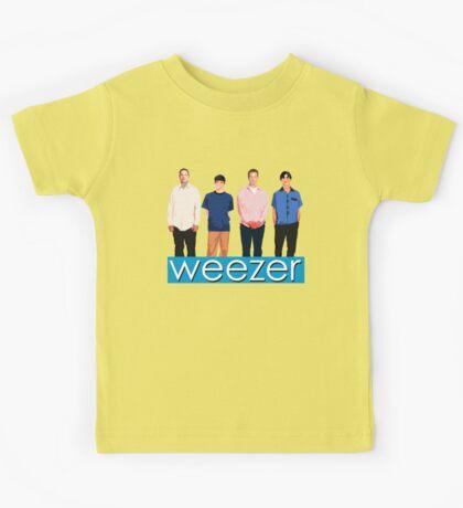 Weezer - Blue Album Kids Tee