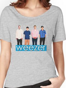 Weezer - Blue Album Women's Relaxed Fit T-Shirt