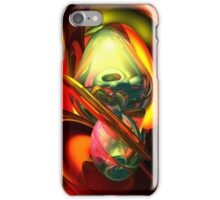 Raw Fury Abstract iPhone Case/Skin