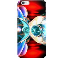 Implosion Abstract iPhone Case/Skin